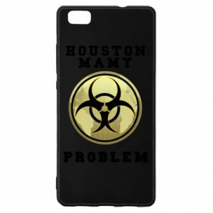 Huawei P8 Lite Case Houston we have a problem