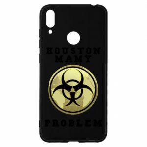 Etui na Huawei Y7 2019 Houston mamy problem