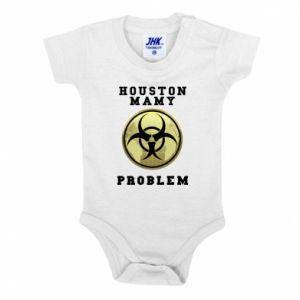 Baby bodysuit Houston we have a problem