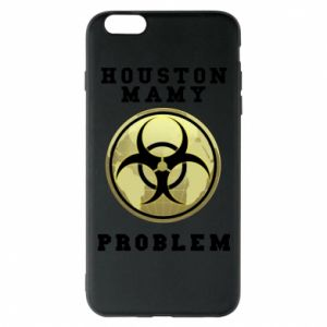 Phone case for iPhone 6 Plus/6S Plus Houston we have a problem