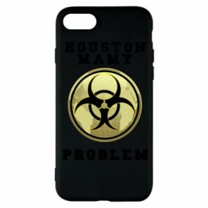 Phone case for iPhone 7 Houston we have a problem