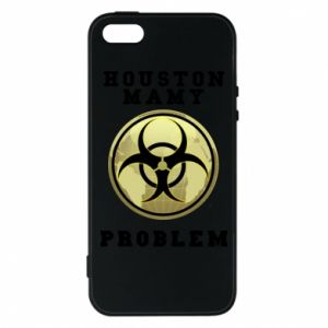 Phone case for iPhone 5/5S/SE Houston we have a problem