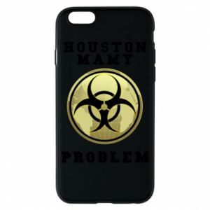 Phone case for iPhone 6/6S Houston we have a problem