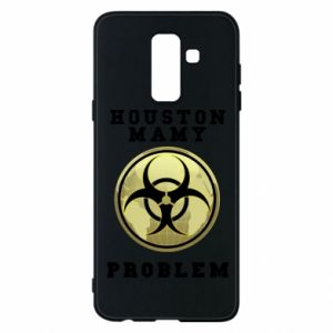 Phone case for Samsung A6+ 2018 Houston we have a problem