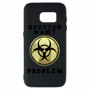 Phone case for Samsung S7 Houston we have a problem