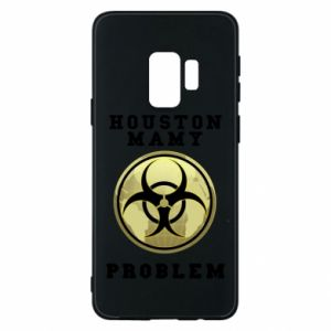 Phone case for Samsung S9 Houston we have a problem