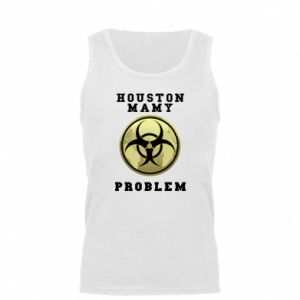 Męska koszulka Houston mamy problem