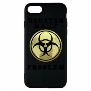 Phone case for iPhone 8 Houston we have a problem