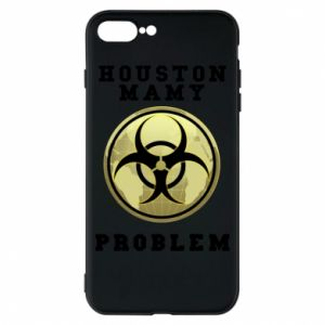 Phone case for iPhone 8 Plus Houston we have a problem