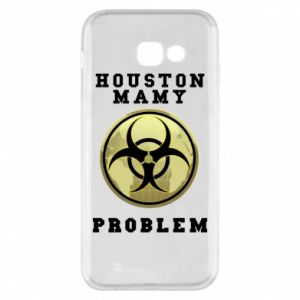 Phone case for Samsung A5 2017 Houston we have a problem