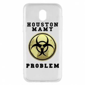 Phone case for Samsung J5 2017 Houston we have a problem