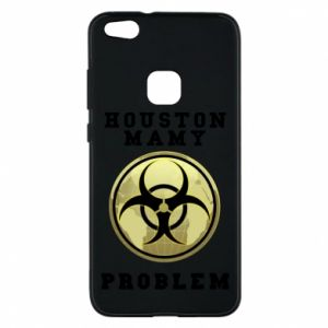 Phone case for Huawei P10 Lite Houston we have a problem