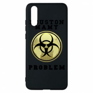 Phone case for Huawei P20 Houston we have a problem