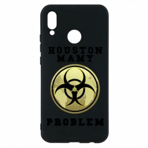 Phone case for Huawei P20 Lite Houston we have a problem
