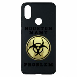 Phone case for Xiaomi Mi A2 Houston we have a problem