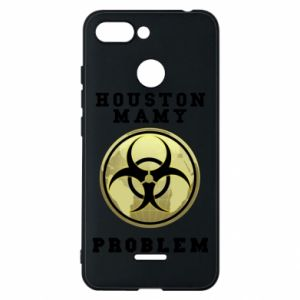 Phone case for Xiaomi Redmi 6 Houston we have a problem
