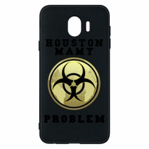 Phone case for Samsung J4 Houston we have a problem