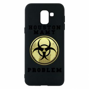 Phone case for Samsung J6 Houston we have a problem
