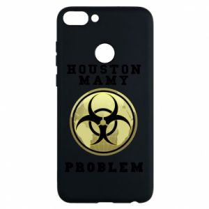 Phone case for Huawei P Smart Houston we have a problem