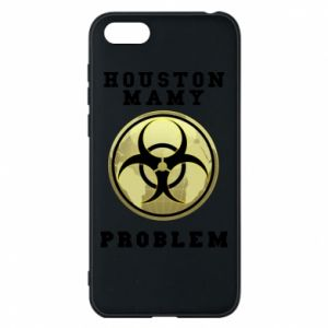 Phone case for Huawei Y5 2018 Houston we have a problem