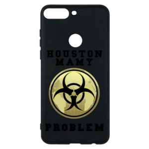 Phone case for Huawei Y7 Prime 2018 Houston we have a problem