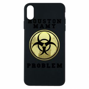 Phone case for iPhone Xs Max Houston we have a problem