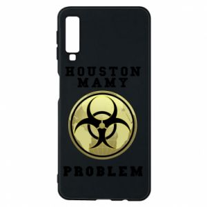 Phone case for Samsung A7 2018 Houston we have a problem