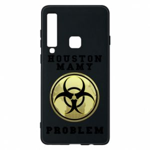 Phone case for Samsung A9 2018 Houston we have a problem