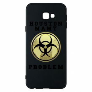 Phone case for Samsung J4 Plus 2018 Houston we have a problem