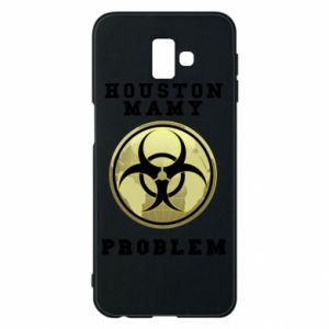 Phone case for Samsung J6 Plus 2018 Houston we have a problem