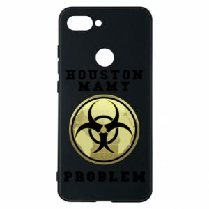 Phone case for Xiaomi Mi8 Lite Houston we have a problem