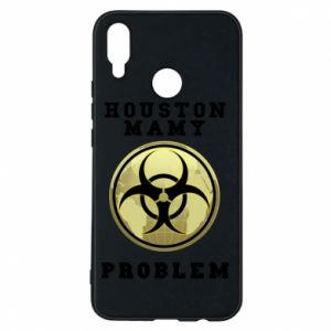 Phone case for Huawei P Smart Plus Houston we have a problem