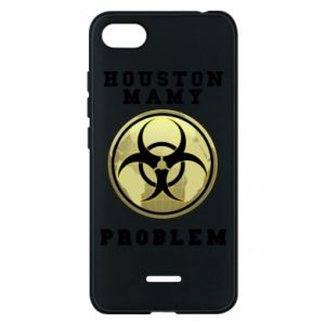 Phone case for Xiaomi Redmi 6A Houston we have a problem