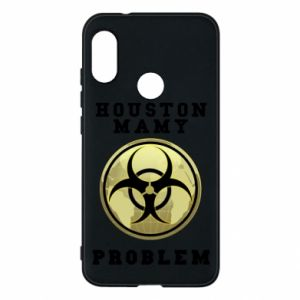 Phone case for Mi A2 Lite Houston we have a problem