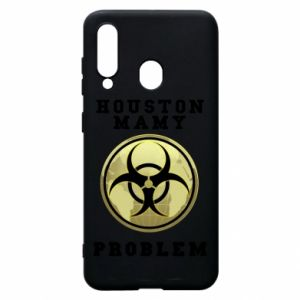 Phone case for Samsung A60 Houston we have a problem