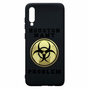 Phone case for Samsung A70 Houston we have a problem