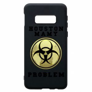 Phone case for Samsung S10e Houston we have a problem