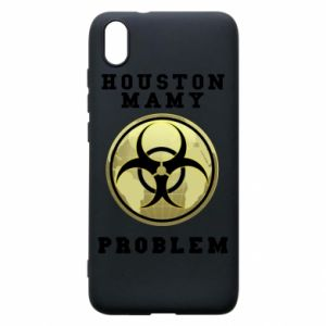 Phone case for Xiaomi Redmi 7A Houston we have a problem
