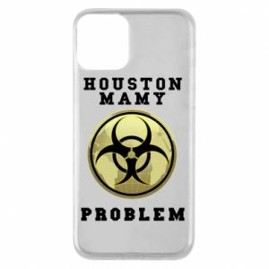 Phone case for iPhone 11 Houston we have a problem