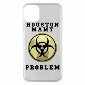 Phone case for iPhone 11 Pro Houston we have a problem