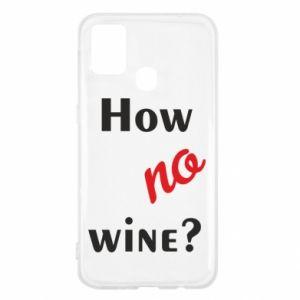 Etui na Samsung M31 How no wine?