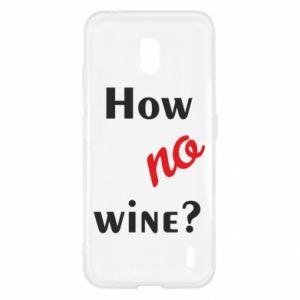Etui na Nokia 2.2 How no wine?