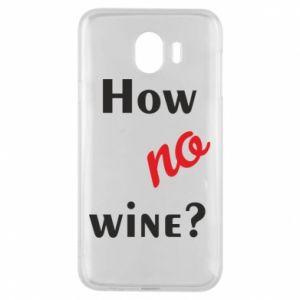 Etui na Samsung J4 How no wine?
