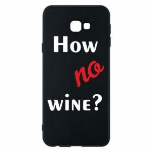 Etui na Samsung J4 Plus 2018 How no wine?
