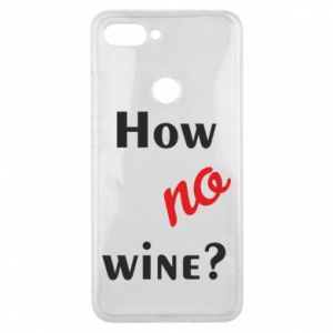 Etui na Xiaomi Mi8 Lite How no wine?