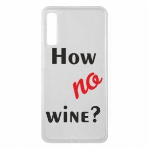 Etui na Samsung A7 2018 How no wine?