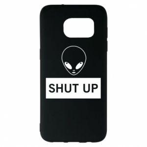 Etui na Samsung S7 EDGE Hsut up Alien
