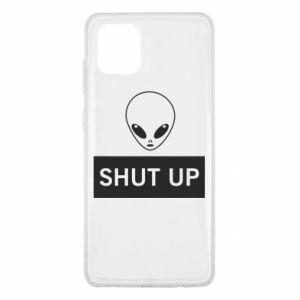 Etui na Samsung Note 10 Lite Hsut up Alien