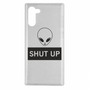 Etui na Samsung Note 10 Hsut up Alien
