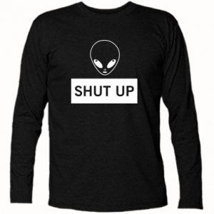 Koszulka z długim rękawem Hsut up Alien